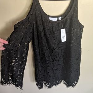 Brand new w/tags New York & Co. Lace top
